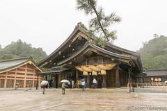 Izumo Shrine (takashi_matsumura) Tags: izumo shrine shimane japan nikon d5300 architecture ngc rain sigma 1750mm f28 ex dc os hsm 出雲神社