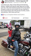Pic; Melissa McDuffy (BikerKarl2018) Tags: pic melissa mcduffy badass motorcycle helmet store biker stuff motorcycles