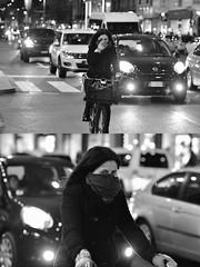 [La Mia Città][Pedala] (Urca) Tags: milano italia 2018 bicicletta pedalare ciclista bike bicycle nikondigitale scéta biancoenero blackandwhite bn bw 115821