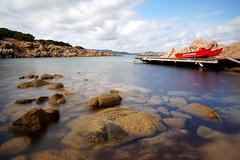 Baja Sardinia Beach (Judith Noack) Tags: sardinien sardinia sardegna bajasardinia beach strand küste italien italy italia gallura felsen rocks granit boot insel island isola mittelmeer mediterraneansea alpha6500 sony sigma16mmf14 sigma16mm bucht bay landschaft landscape meer sea