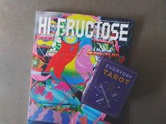 Bookstore credit... is the best credit! (Radical She Tarot) Tags: tarot