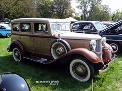 1932 DeSoto SC-6 4dr Sedan (JCarnutz) Tags: 1932 desoto sc orphancarshow riversidepark ypsilanti