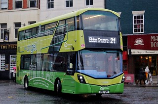 Go North East: 6328 / NK67 GNV