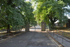 Comings In and Out (CoasterMadMatt) Tags: bletchleypark2018 bletchleypark bletchley park governmentcodeandcypherschool government code cypher school gccs codebreakers codebraking secondworldwar worldwar2 worldwarii ww2 wwii world war museum museums englishmuseums themaingate maingate main gate exterior outside building structure architecture buckinghamshire bucks southeastengland southeast england britain greatbritain great gb unitedkingdom uk united kingdom europe august2018 summer2018 august summer 2018 coastermadmattphotography coastermadmatt photos photographs photography nikond3200