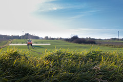 Spraying 2018 (Winiarsky) Tags: john deere 6830 premium amazone spraying canon 70d 35mm f2 poland autumn agriculture