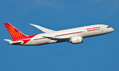 VT-ANS - Boeing 787-8 Dreamliner - LHR (Seán Noel O'Connell) Tags: airindia vtans boeing 7878 dreamliner b787 b788 787 heathrowairport heathrow lhr egll 09r ewr kewr ai171 aic171 aviation avgeek aviationphotography planespotting