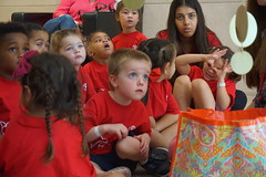 Arturo's Preschool, 2018.09 (Center for Creative Connections) Tags: dma preschool kids art calder mobile