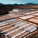 Salt evaporation pond on Caanry Island / Salzverdampfungsteich auf Kanarischer Insel thumbnail