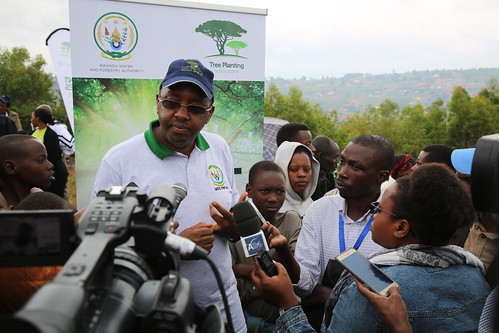 Launch of 2018/19 Tree Planting Season & 43rd Anniversary of National Tree Planting Day