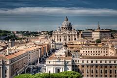 Saint Peter Basilica - Vatican - Italy ( Gabriel Franceschi®) Tags: gabriel franceschi nikon d300s sigma 1750mm f28 hsm os vatican saint peter basilica