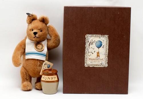 John Wright Winnie the Pooh bear ($179.20)