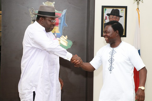 HSDickson - More big Shots Defect From APC in Bayelsa State. 26 oct 2018