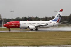 A56A4632@L6 (Logan-26) Tags: boeing 7378jp eifjy norwegian air international riga rix evra latvia aleksandrs čubikins airport
