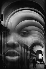 Portrait - Retrato (COLINA PACO) Tags: portrait retrato ritratto blackandwhite blancoynegro bw boy man muchacho ragazzo uomo homme hombre photoshop photomanipulation franciscocolina fotomanipulación fotomontaje