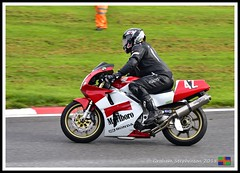 P42 Graham Edwards (nowboy8) Tags: nikon nikond7200 vmcc cadwell cadwellpark bhr lincolnshire 300918 vintage classic wolds motorcycle
