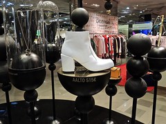 515 Euro Boot (William Young Fascinations) Tags: paris france lafayettegalleries shops stores luxury expensive aalto boots