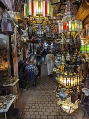 Zoco de Marrakech (JLL85) Tags: zoco marruecos morocco colores souk arabe vendedores tiendas stores luces lights callejon alley
