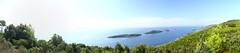 IMG_8212 - IMG_8219 (Pfluegl) Tags: urlaub 2018 kroatien croatia hrvatska europa europe earth chpfluegl chpflügl christian pflügl pfluegl dalmatien dalmatia canon eu balkan mediteranean sea adriatic jadro ocean island september korcula sv marko hugin panoramic view panorama islands