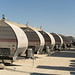 Rows Of Trailers
