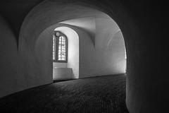 Round tower Copenhagn (Palshoej) Tags: leica summer denmark roundtower leicame rundetårn copenhagen blackwhite