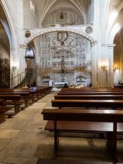 Iglesia de San Nicolás de Bari, Burgos. (Luis Pérez Contreras) Tags: burgos spain 2018 olympus m43 mzuiko omd em1mkii em1 viaje travel trip tourism turismo castilla y león castillayleón