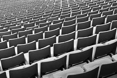 Estadi Olímpic Lluís Companys (Sarka Sevcikova) Tags: minimal estadiolimpic barcelona olympicstadium stadium olympicgamesinbarcelona minimalistic minimalove minimalism minimalphotography bw bnw blackandwhite nikond3000
