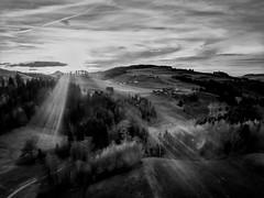 DJI_0119-HDR-Bearbeitet.jpg (Bugtris) Tags: breiten burgistein sw sunset arial landschaft djiphantom4pro bern schweiz ch