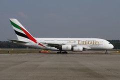A6-EOZ (FabioZ2) Tags: malpensa taxiway airbus a380861 cn210 emirates