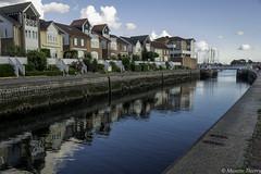 Wemeldinge Pays-bas (musette thierry) Tags: musette thierry 28300mm nikon paysbas holande reflet architecture maison lieu suivre new ete