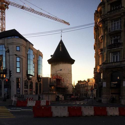 #Rouen #Donjon