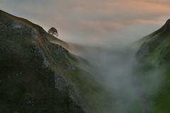 Winnats Pass (PentlandPirate of the North) Tags: winnatspass derbyshire peakdistrict mamtor castleton hopevalley gorge inversion fog mist lonetree