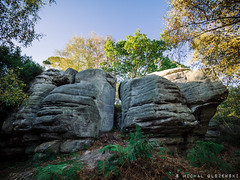 Eridge Rocks. Kent (Michał Olszewski) Tags: geographicalfeatures unitedkingdom land rock england europe kent eridgerocks sussexwildlifetrusteridgerocks
