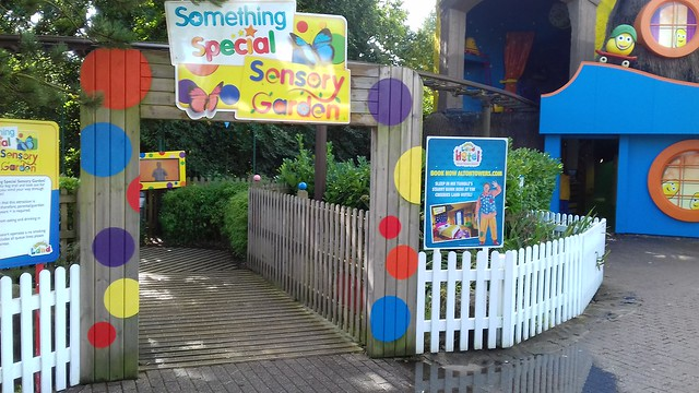 Something Special Sensory Garden