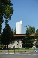 Eglise Sainte-Bernadette @ Annecy (*_*) Tags: annecylevieux annecy hautesavoie france 74 europe savoie september 2018 summer été