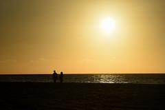Varadero (Sean Sweeney, UK) Tags: nikon dslr d750 varadero cuba caribbean island iberostar hotel view travel photography photo beach sea sunset sky silhouette silhouettes people low light lowlight