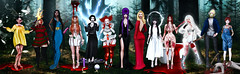 If you're looking for a Fright ◊ (Venus Germanotta) Tags: secondlife fashion fierce halloween hallowseve photoshop graphicdesign design lighting perspective photography groupphoto blood elvira angryprincess jason freddy chucky thering glass magic powers witches thecraft iconic horror ahs voodoo marielaveau deathbecomesher evil october dark ominous campy fun cute death gore bloody carrie friends darkness terror fright scary ghouls ghosts demons monsters night forest demonic killers murder show television popculture colour vibrant pose models sickening style aesthetic gothic theme supernatural paranormal fabulous goth curse kill dressed blog