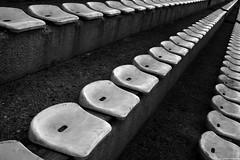 Simply straight - Chorzów 2018 (Tomek Szczyrba) Tags: krzesełka krzesło chairs chair siedzenie siedzenia seats polska poland minimalizm minimal minimalism linie lines geometric bw monochrome noir miasto city town stadion boisko court stadium playingfield simple straight proste prosto blackandwhite noiretblanc enblancoynegro inbiancoenero czerń biel czerńibiel czarnobiałe