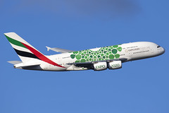 A6-EOK_AirbusA380-800_EmiratesExpo2020_LHR (Tony Osborne - Rotorfocus) Tags: airbus a380 a380800 emirates airlines united arab uae dubai expo 2020 scheme london heathrow airport 2018