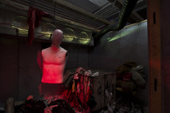 Freezer (ShapesIndustries.com) Tags: hauntedbasement spooky halloween underground fear evil sets scenes stages displays exhibit attraction experience theater dark