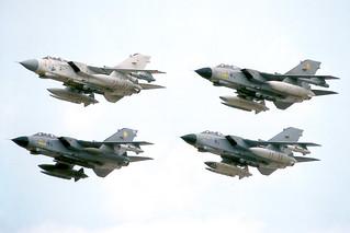 Tornado Flypast - RIAT