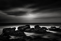 Pacific Temerity (StefanB) Tags: 2017 bw california clouds coast em5 geotag horizon outdoor pacific sea seascape pillarpoint mossbeach mood