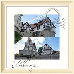 Collage von Vellberg