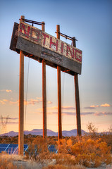 Something from Nothing (Beau Rogers) Tags: nothing arizona west remote ruins ghost town