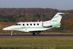 D-ISAR | Beech 390 Premier IA | Euroflug Frenzel (james.ronayne) Tags: disar beech 390 premier ia euroflug frenzel rb390 aeroplane airplane plane biz bizjet business aviation bizav vip private corporate corpjet executive execjet london luton ltn eggw canon 80d 100400mm raw