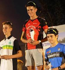 Campeonato de Madrid Triatlon Supersprint Villabilla Team Clavería podio 11