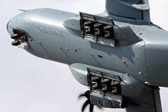 Airbus A400M Atlas EC-400 (MichaelHind) Tags: airbus military sevillasan pablo riat 2018 raf fairford friat royalinternationalairtattoo raffairford airshow aviation