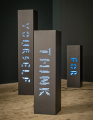Julia Bünnagel: Think for yourself, 2017, Detail (MarcoKiel) Tags: kiel juliabünnagel stadtgaleriekiel