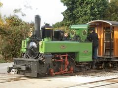 Minas De Aller No 2 (WelshHatter2000) Tags: statfoldbarnrailway 1884 brownsvalvegear divideddrive narrowgauge steam locomotive gala minasdeallerno2 060pt