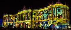 _DSC5120-Pano (koorosh.nozad) Tags: lights festival festivaloflights germany deutschland berlin nachtaufnahmen pano panorama bebelplatz bebelplace