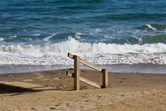 Shanklin Sea Front-EA100584 (tony.rummery) Tags: em10 england iow isleofwight mft microfourthirds omd olympus promenade seafront seascape shanklin steps unitedkingdom gb